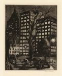 City Lights - Madison Square Park.
