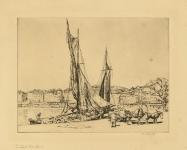 Ciotat Harbor (Plate B).