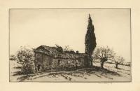 The Deserted Farm - St. Cyr.