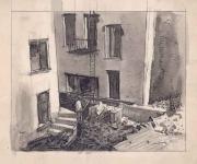 Study for Demolition #2.