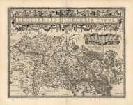 Leodiensis Dioecesis Typus. (Netherlands and Belgium).