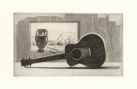 The Black Guitar.