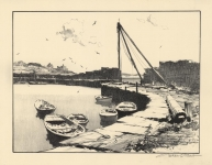 Granite Pier.