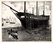 Ship Building.