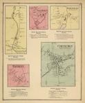 Mohegan, Nasonville : Burrillvill Prov Co. R.I.; Glendale : Burrillville Prov Co. R.I.; Mapleville : Burrillville Prov Co. R.I.; Harmony : Glocester Providence Co. R.I.; Chepachet : Glocester Providence Co. R.I.