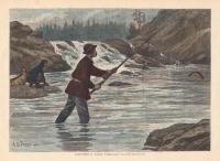 Salmon-Fishing in Canadian Waters.