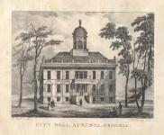 City Hall, Augusta, Georgia.