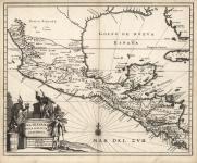 Nova Hispania Nova Galicia Guatimala.