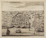 Urbs Domingo in Hispaniola (Old Santo Domingo).
