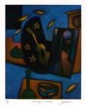 Hommage a Matisse.