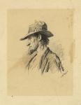 Portrait of an Old Farmer.