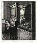 Piano/TV.