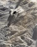 Dick Durrance Skiing at Aspen, Colorado.