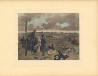 Marines, 1847.  Bombardment of Vera Cruz.