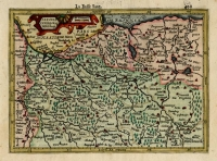 Saxonia Inferior et Mekleburg.