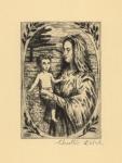 Madonna & Child.