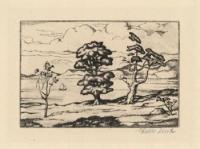 Landscape. (untitled).