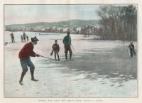 Winter Golf -