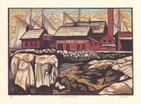 Manufactory Shoreline.  [Gloucester, MA.]