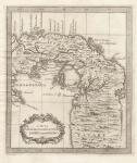 Carta Rappresentante l'Istmo di Darien o' sia di Panama.