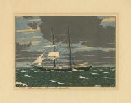 Sailing Ship.  [Untitled.]