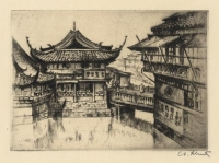 Old Shanghai.