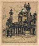 Untiled. [Vienna, St. Charles Church].