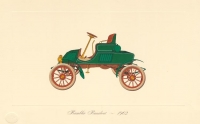 Rambler Runabout - 1902.