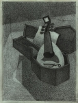 Study for a Mandolin.  [Untitled.]