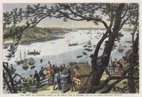 Rhode Island. - The International Regatta on theSeekonk River, at Providence, June 17th.