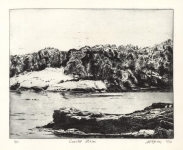 Coastal Maine.
