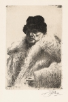 Self Portrait - 1916.