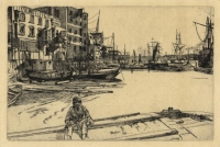 Eagle Wharf.