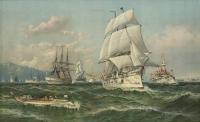 The Great White Fleet.