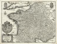 Gallia. Le Royaume de France.