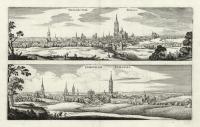 Silvanectum. Senlis [and] Lemovicum. Limoges. (Senlis and Limogesl)