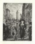 Fifth Avenue 1909.