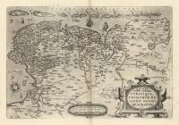 Dost end West Vrieslandts beschrijvinghe : Utriusque Frisiorum Regionis Noviss.
