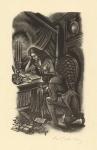 Eugene Onegin - Man Kneeling Next To Women.