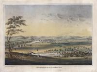 View Of Elmira, Ch. Co. N.Y. Looking West.