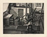 Studio Interior No. 1.