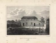 Maison des Missionnaires Anglais a Hihifo. (Tonga Tabou.)