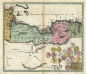 Africa Propria et Cyrenaica.