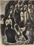 Alabama Negro Baptism.
