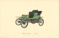 Stanley Steamer - 1902.