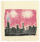 Happy Birthday, America!  July 4th Fireworks.